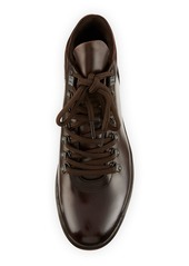 Kenneth Cole Men's Brand Tour Leather Sneakers