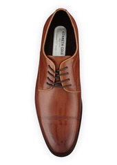 Kenneth Cole Men's Chief Lace-Up Leather Derby Shoes