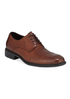 Kenneth Cole Men's Garner Cap-Toe Leather Derby Shoes