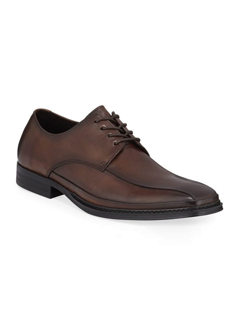 Kenneth Cole Men's Lace-Up Leather Oxfords