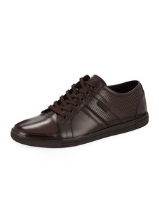 Kenneth Cole Men's Lace-Up Leather Sneakers