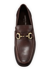 Kenneth Cole Men's Leather Horsebit Loafers