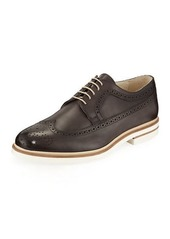 Kenneth Cole Men's Leather Wingtip Oxfords