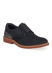 Kenneth Cole Men's Shaw Wingtip Suede Oxfords