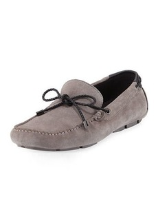 Kenneth Cole Men's Suede Slip-On Drivers