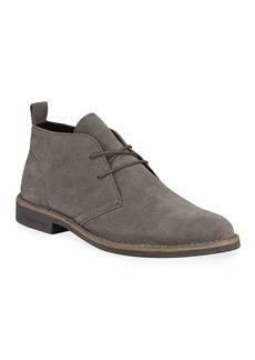 Kenneth Cole Men's Wesley Suede Chukka Boots