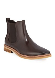 Kenneth Cole Men's Whistler Leather Chelsea Boots