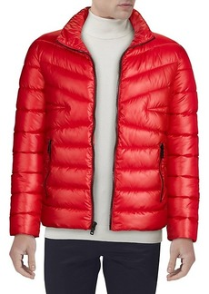 Kenneth Cole Mid-Weight Puffer