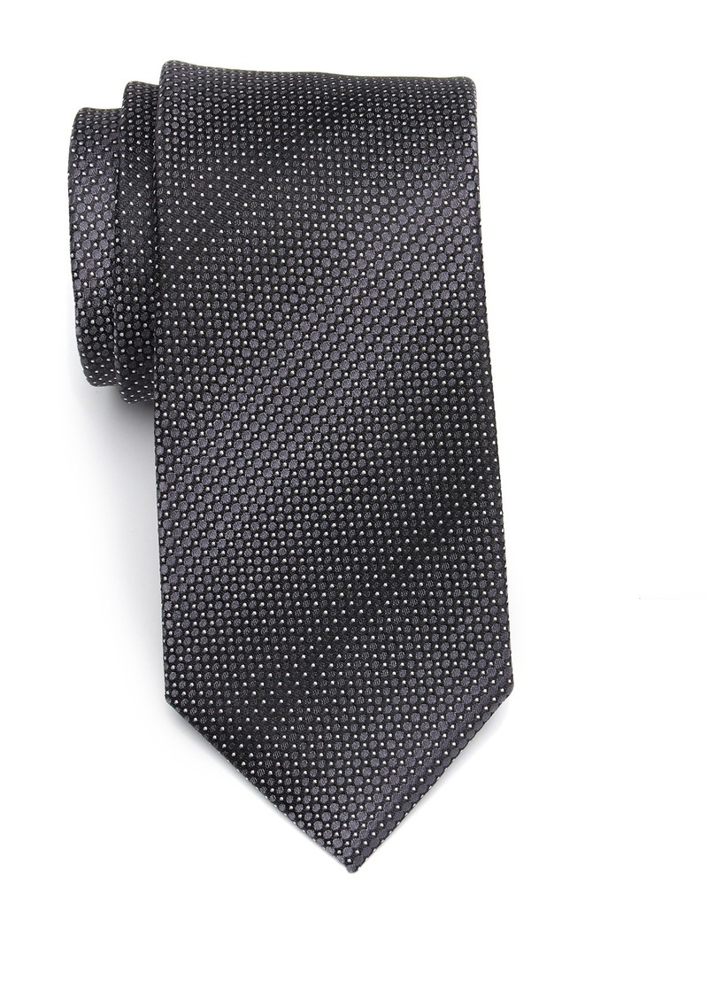 Kenneth Cole Ombre Dot Tie