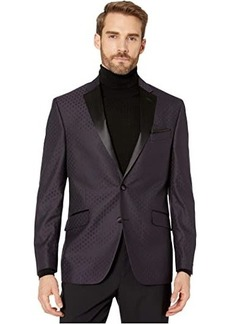 Kenneth Cole Paisley Evening Jacket