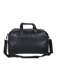 Kenneth Cole Pebbled Faux Leather Duffel Bag