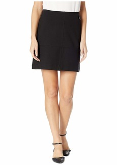 Kenneth Cole Ponte Party Skirt