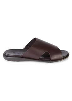 Kenneth Cole Quick Sand Leather Slides