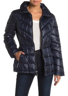 Kenneth Cole Quilted Insulated Coat