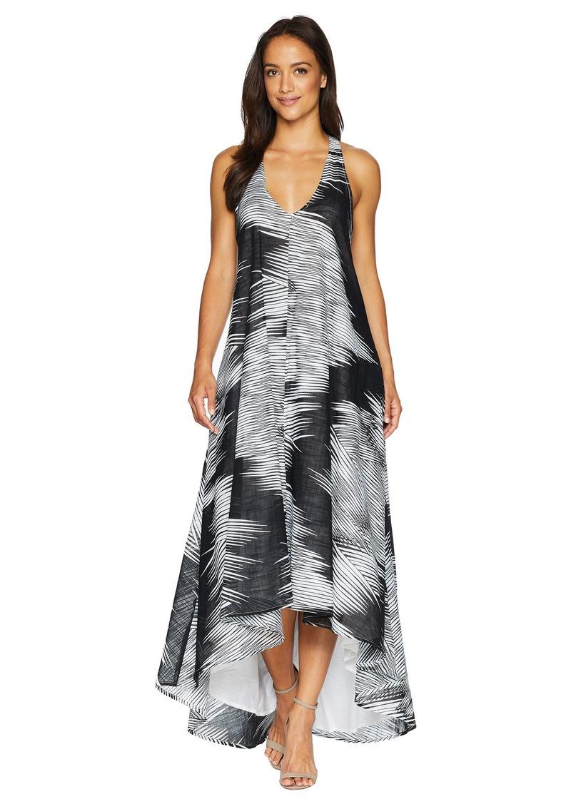 Kenneth Cole Racerback Twist Strap Dress