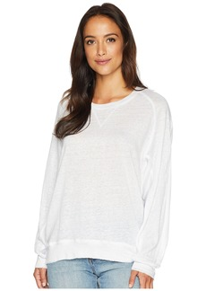 Kenneth Cole Raglan Combo Top