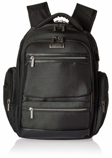 Reaction Kenneth Cole Laptop Backpack with USB Charger Port