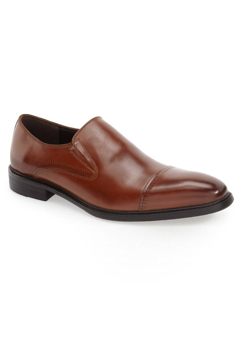 Reaction Kenneth Cole 'Rest-ing Case' Cap Toe Loafer (Men)