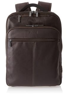 Reaction Kenneth Cole Slim Tech Laptop Backpack in Columbian Leather