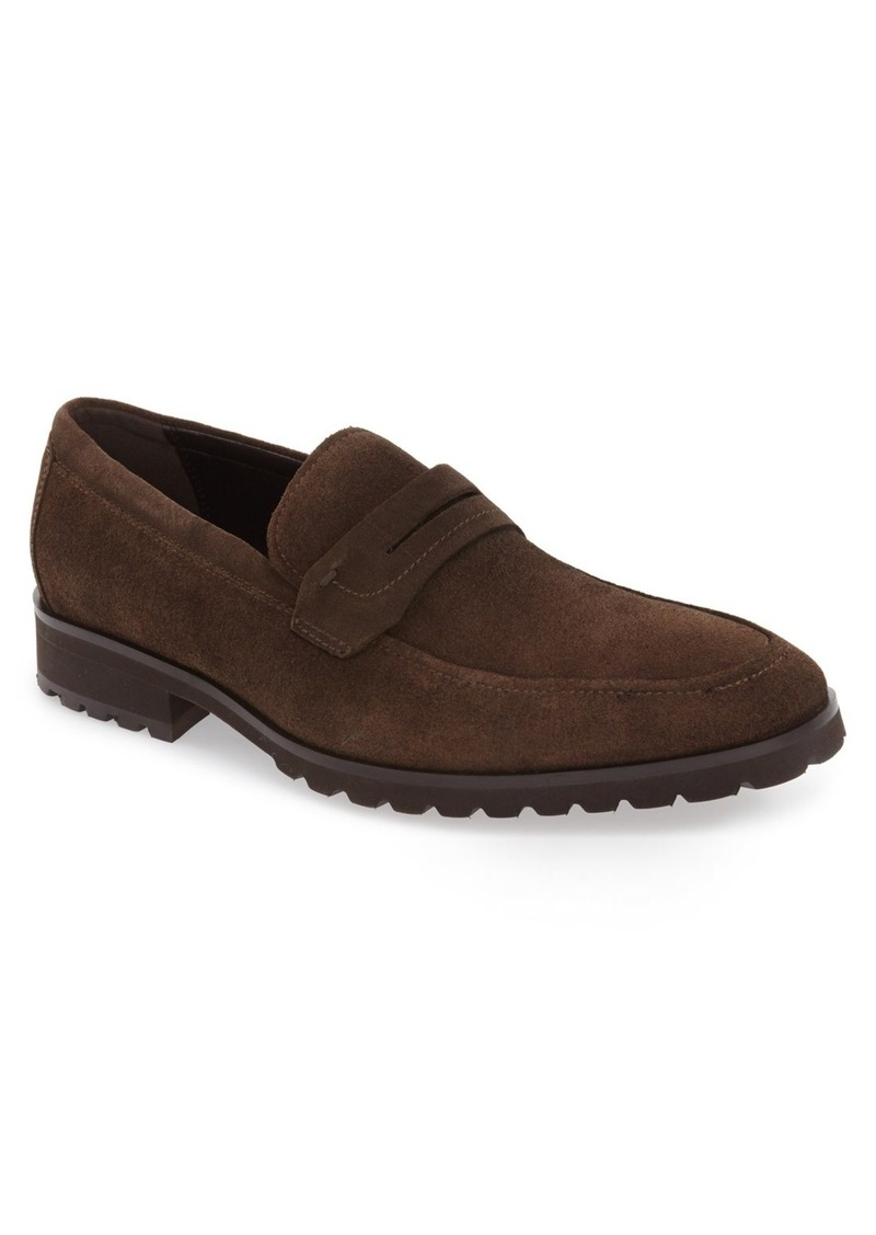 Reaction Kenneth Cole 'Soft-Ball' Penny Loafer (Men)