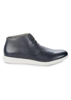 Kenneth Cole Reecepod Leather Chukka Sneakers