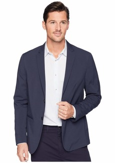 Kenneth Cole Seersucker Blazer