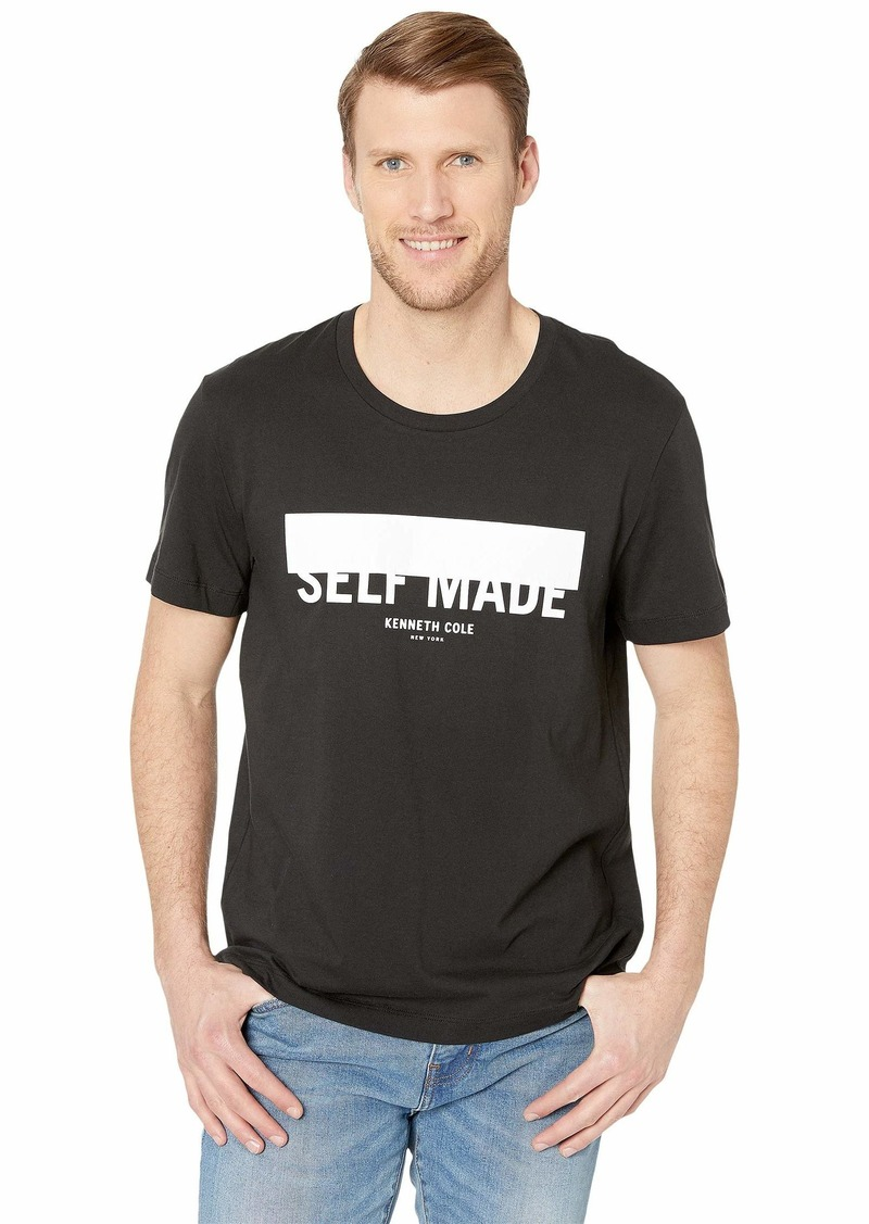 Kenneth Cole Self Made Graphic Tees