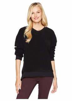 Kenneth Cole Shearling Sweatshirt