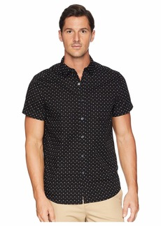 Kenneth Cole Short Sleeve Starlight Print