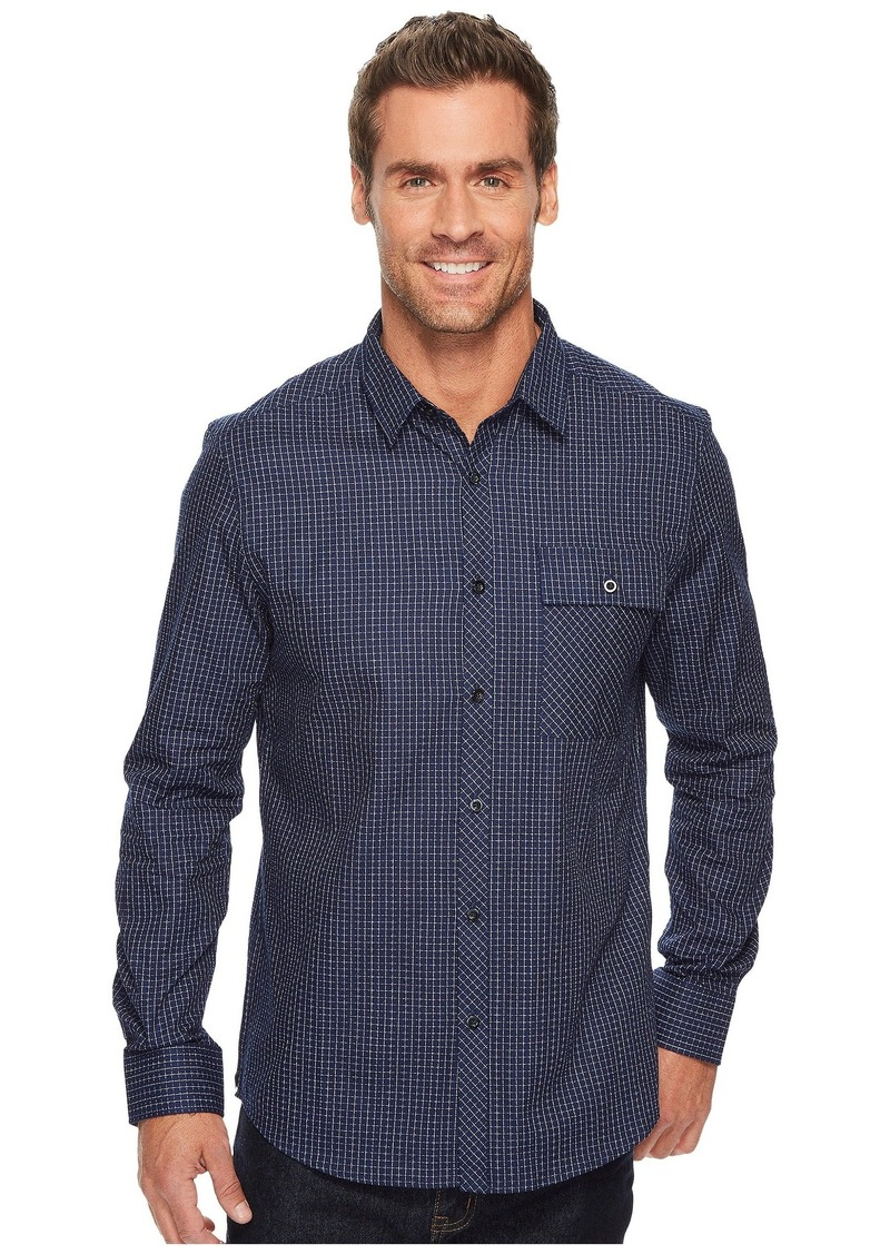 Kenneth Cole Small Check Shirt
