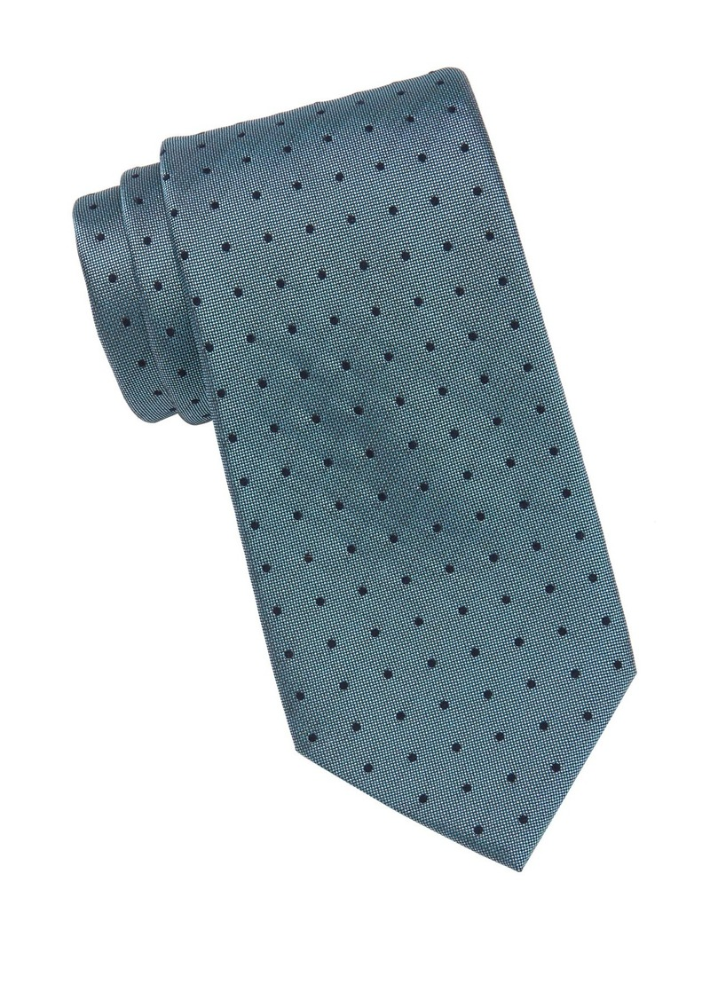 Kenneth Cole Stone Dot Tie