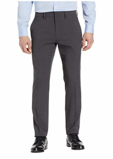 Kenneth Cole Stretch Heather Tic Slim Fit Dress Pants