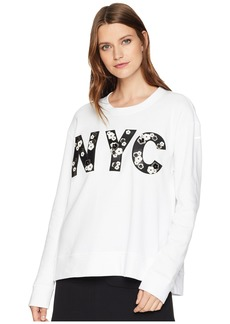 Kenneth Cole Swing Back Sweatshirt