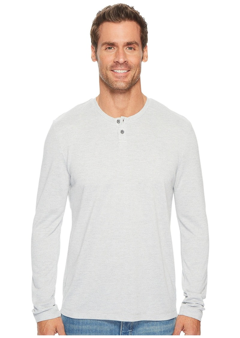Kenneth Cole Techy Thermal Henley