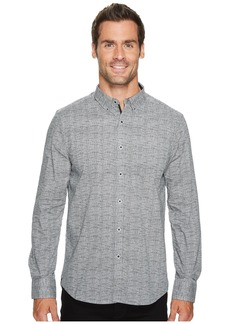 Kenneth Cole Texture Print Shirt