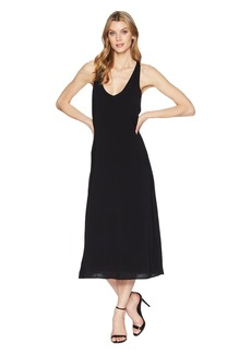 Kenneth Cole Twist Back Tank Dress