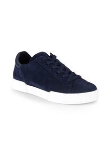 Kenneth Cole Tylen Lace-Up Leather Sneakers