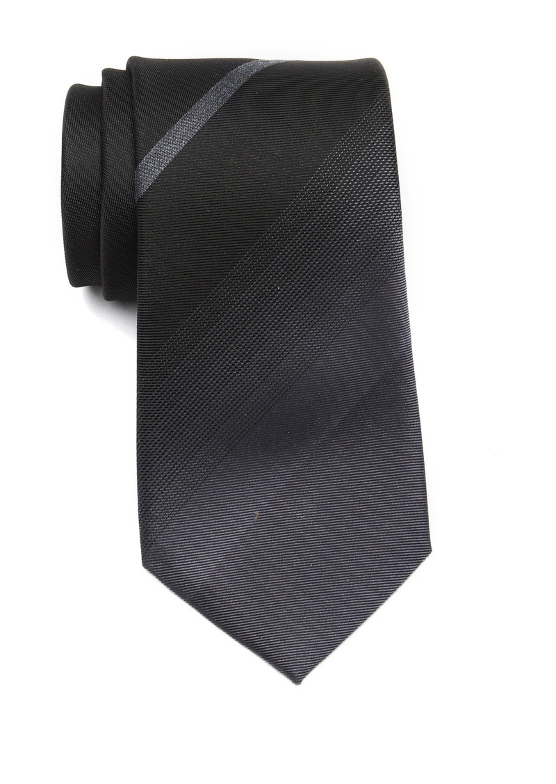 Kenneth Cole Underknot Ombre Tie