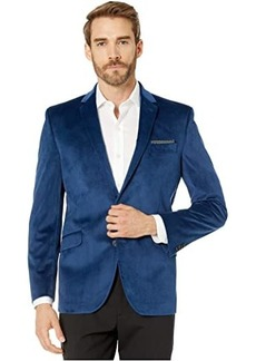 Kenneth Cole Velvet Sports Coat