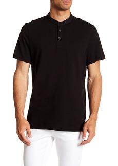 Kenneth Cole Waffle Knit Henley Shirt