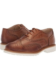 Kenneth Cole Wing Brogue Leather (Little Kid/Big Kid)