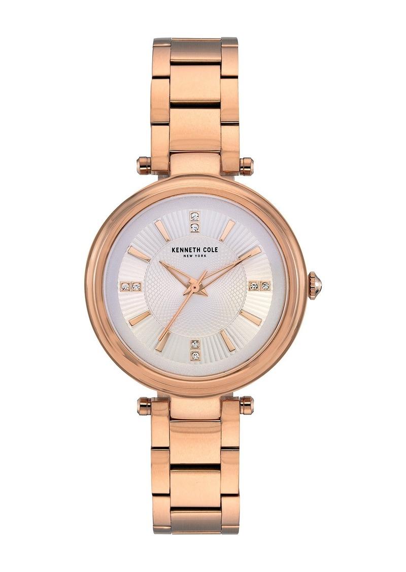 Kenneth Cole Women's Classic Bracelet Watch, 34mm