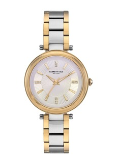 Kenneth Cole Women's Classic Bracelet Watch, 35mm