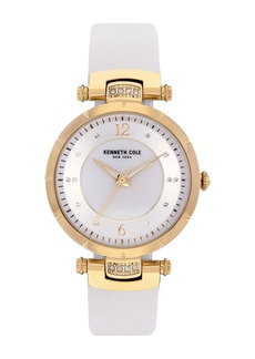 Kenneth Cole Women's Classic Mother of Pearl Bracelet, 34mm
