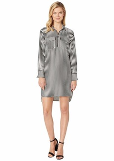 Kenneth Cole Zip Front Dress