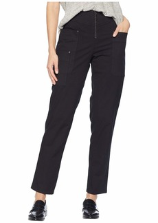 Kenneth Cole Zip Front Pants