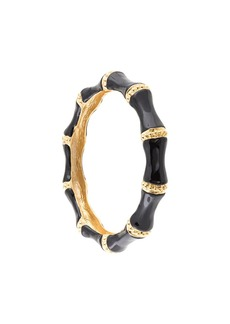 Kenneth Jay Lane bamboo bangle