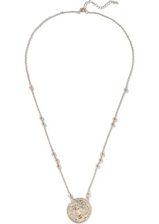 Kenneth Jay Lane Woman Gold-plated Beaded Necklace Gold