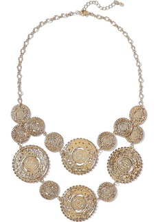 Kenneth Jay Lane Woman Gold-plated Necklace Gold