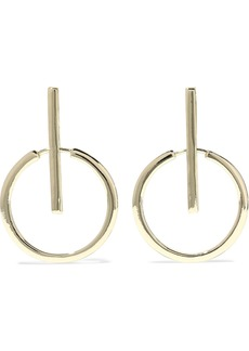 Kenneth Jay Lane Woman Gold-tone Earrings Gold